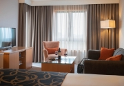 Bedroom Clayton Hotel Charlemont