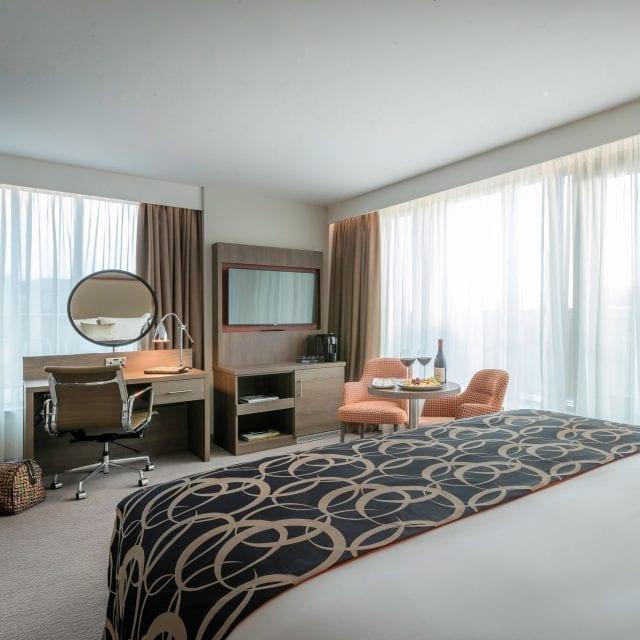 Clayton Hotel Charlemont Executive room