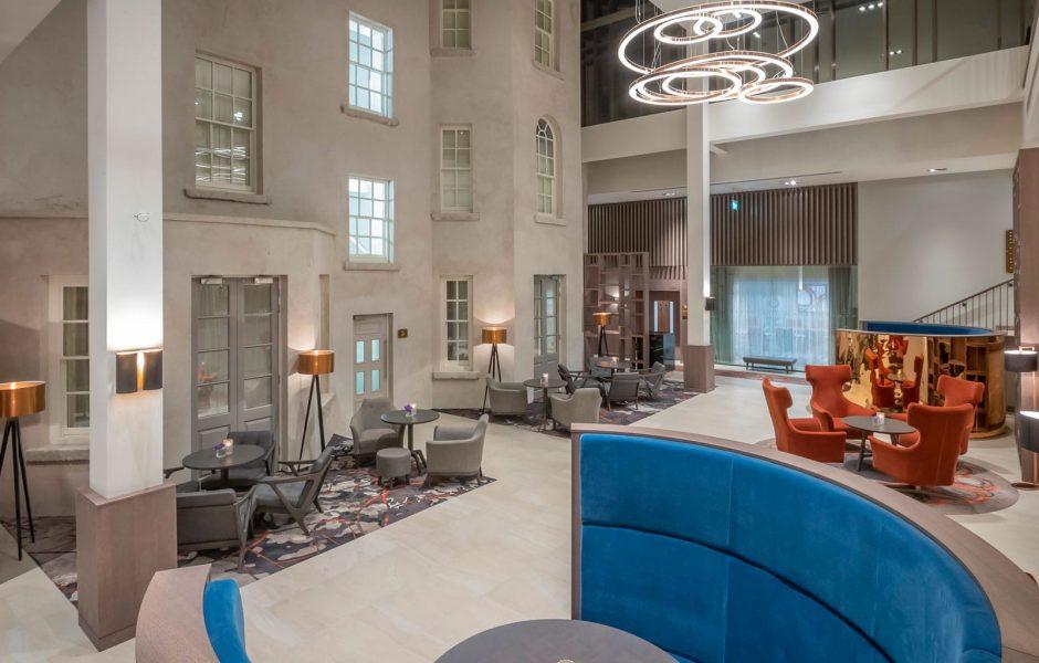 Clayton Hotel Charlemont interiors
