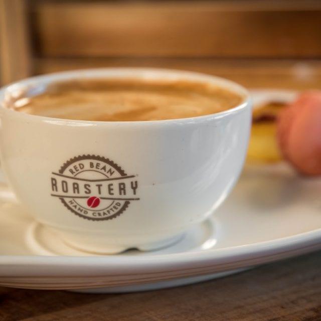 hotel coffee shop