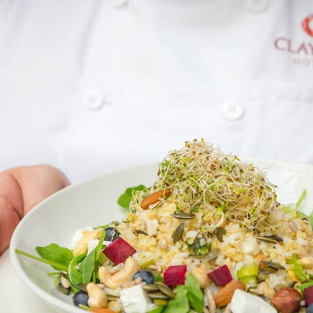 Superfood Salad Chef Clayton Hotel