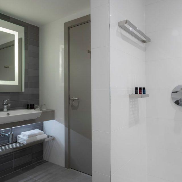 Bathroom at Clayton Hotel Charlemont