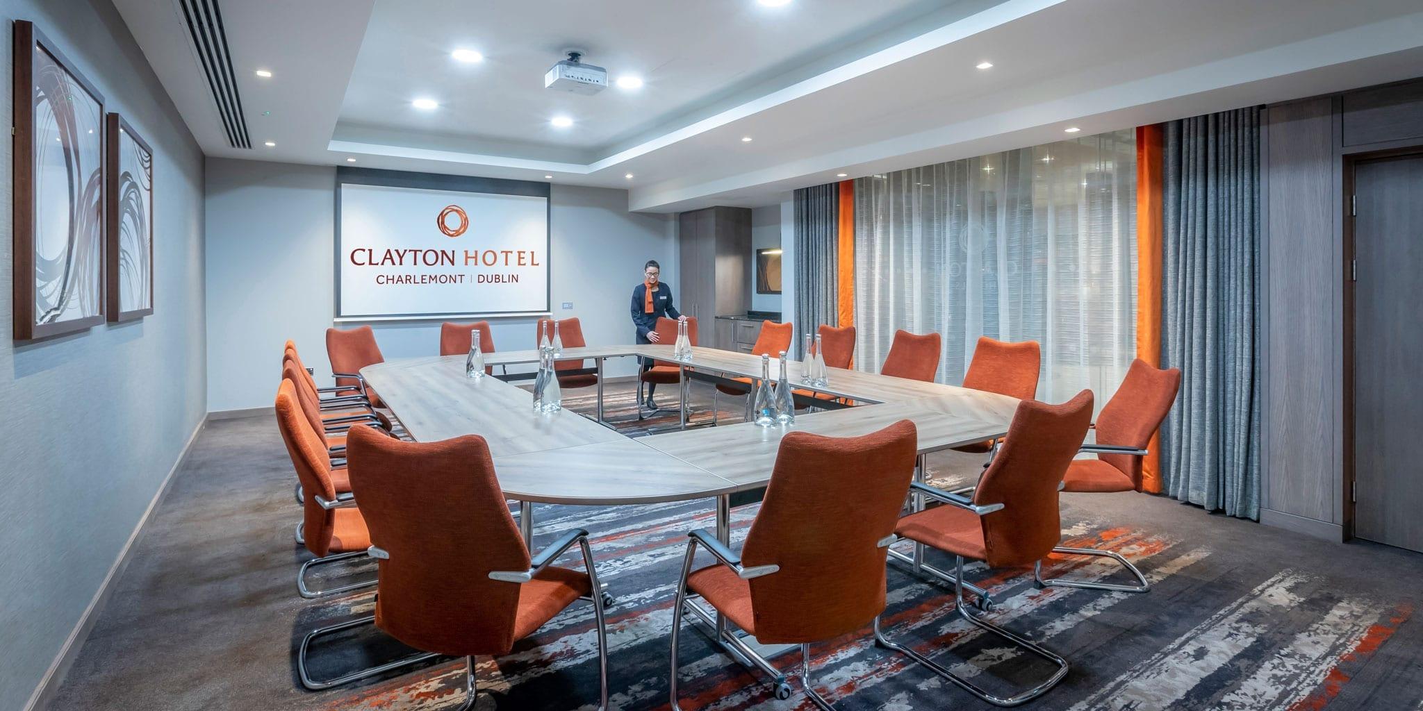 Hotel In Dublin City Centre 4 Star Clayton Hotel Charlemont D2