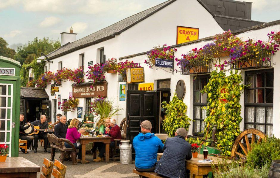 Johnnie Foxs Pub county Dublin