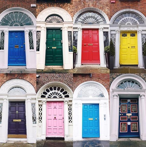 Georgian quarters, Dublin
