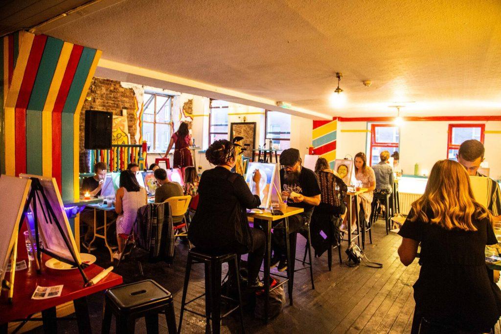 The Art Bar, Dublin